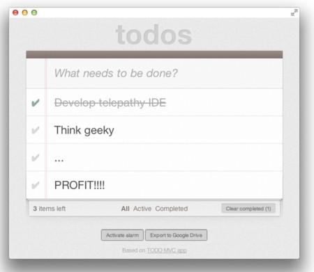 Aplicaciones Chrome