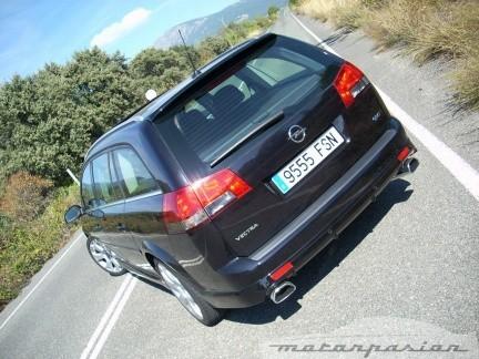 Opel Vectra SW OPC