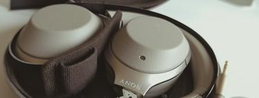 Sony WH-1000XM2, análisis: el auricular perfecto para vivir sin cables (y sin ruido)