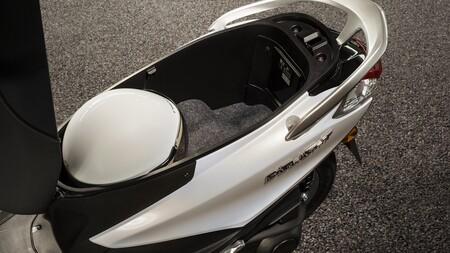 Yamaha Delight 125 2021 13