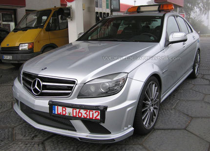 Mercedes-Benz C 63 AMG DTM Pace Car