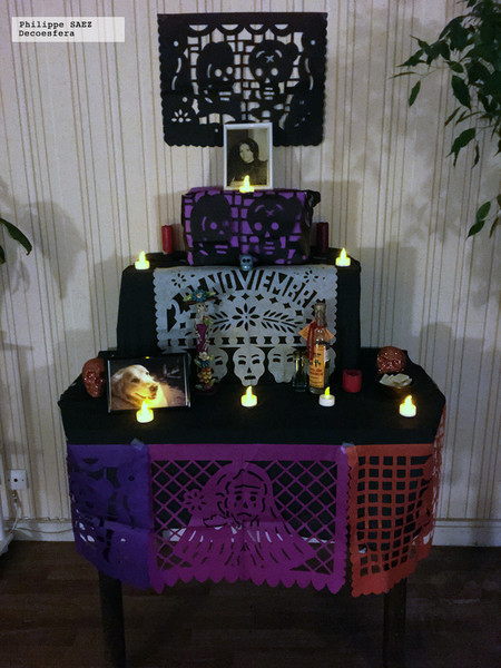 Altar Muertos Mexico 2