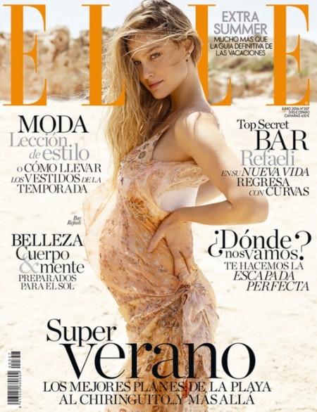 Elle España: Bar Refaeli
