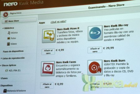 Nero Apps