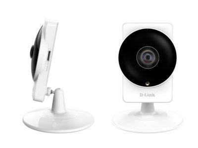 Vigilar tu casa nunca fue tan fácil: D-Link Home Panoramic HD Camera a 184,80 en Amazon