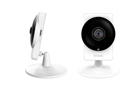 Vigilar tu casa nunca fue tan fácil: D-Link Home Panoramic HD Camera a 184,80 en Amazon