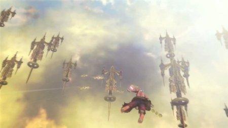 'Asura's Wrath'. Nuevo vídeo con gameplay, pero sin QTE