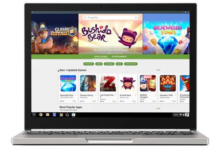 Google Play Chromebooks