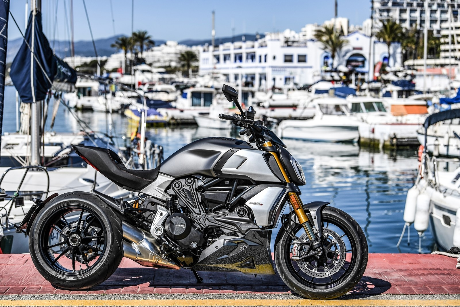 Foto de Ducati Diavel 1260 S 2019, prueba (23/59)