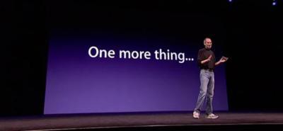 One More Thing, aplicaciones, Fusion Drive, fundas, cuelgues de sistema, Line y cómo imprimir desde tu iPhone o iPad