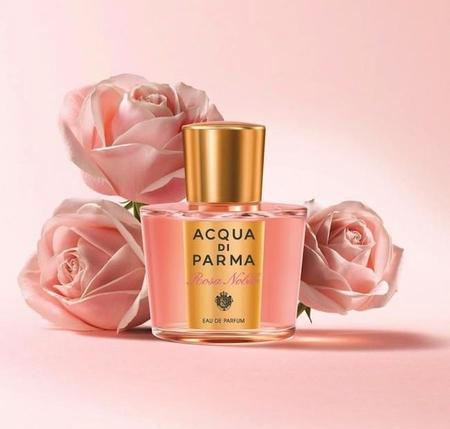 Acqua di Parma se viste de rosa