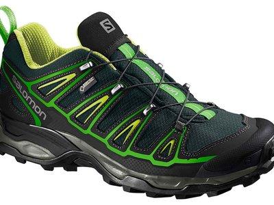 Lánzate a la montaña con estas zapatillas Salomon X Ultra 2 GTX por 82,09€ y envío gratis
