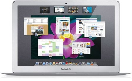 Mission Control de Mac OS 10.7 Lion