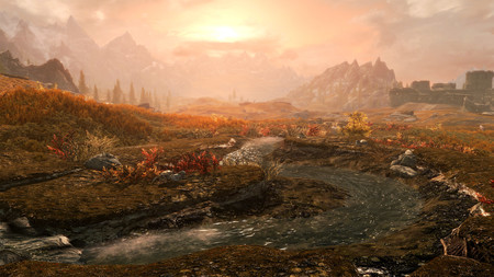 Skyrim Special Edition Ps4 Pro 4k 03