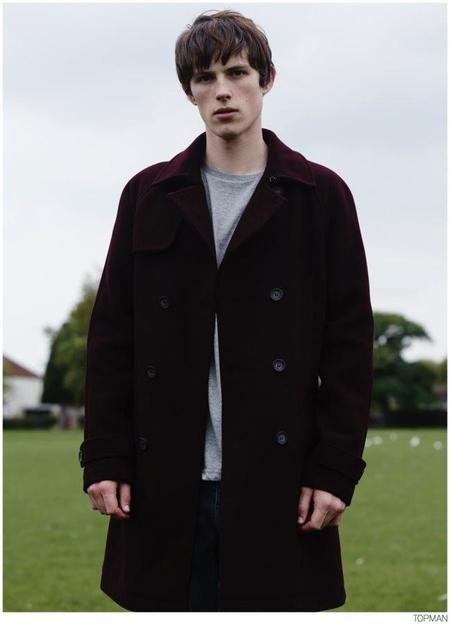 Topman Coat Fall 2014 Campaign 009