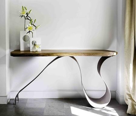 Esculturas funcionales, así son los muebles de Benavides y Camino