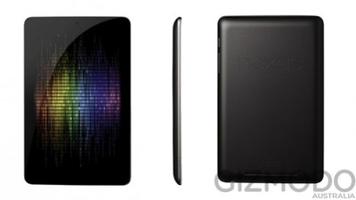 Google Nexus 7, supuesto nombre, diseño y especificaciones de la tablet de Google