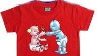 Personaliza las camisetas de tu bebé