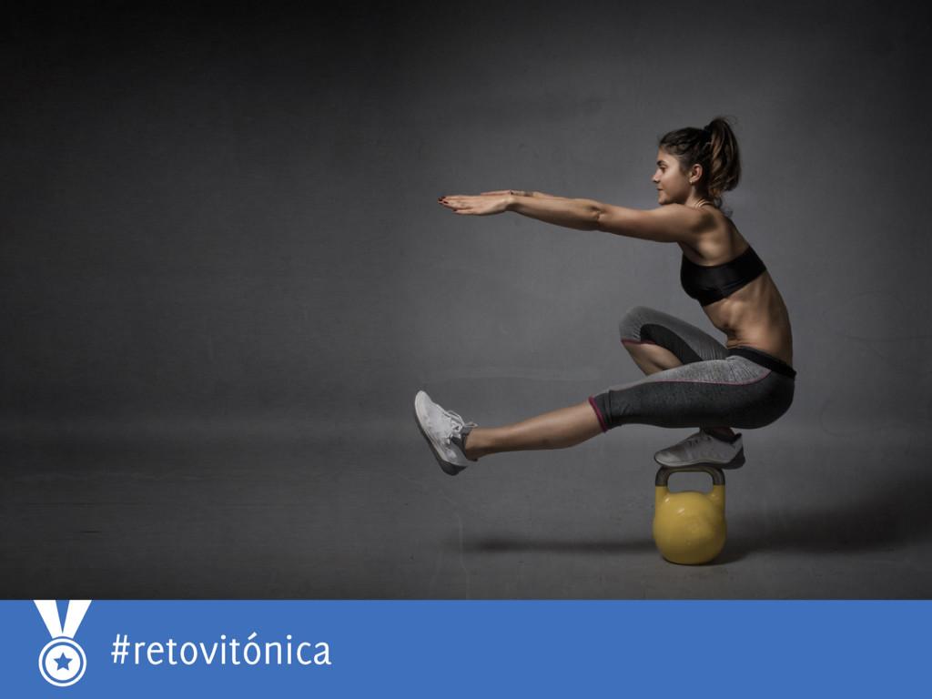 #RetoVitónica: trabaja todo tu cuerpo con estos siete ejercicios con kettlebells o pesas rusas