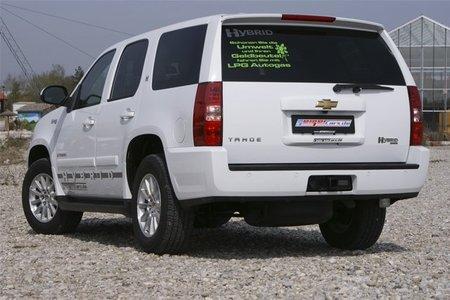 Chevrolet Tahoe Hybrid Trimode