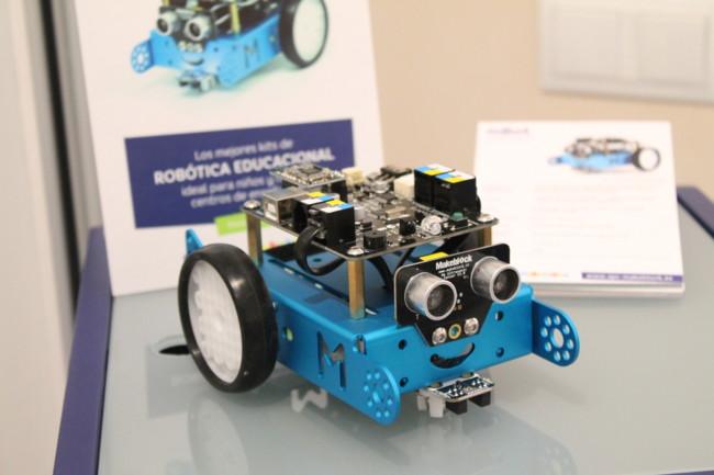 Robot educativo mBot