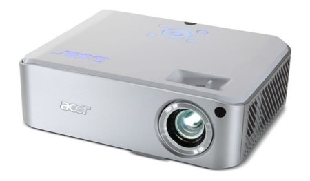 Acer H7531D, el mismo proyector con distinto collar