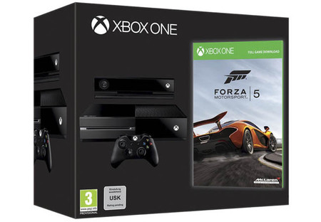 Reino Unido venderá las Xbox One Day One Edition con 'Forza 5' de regalo