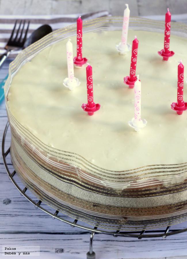 top recetas de tartas de cumpleaos para nios