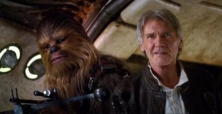 'Star Wars: El despertar de la fuerza', segundo tráiler