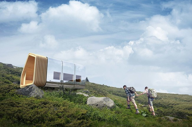 Smart Mountain Shelters 1