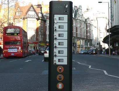 ChargeBox: para recargar tus gadgets en el Reino Unido