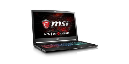 Msi Stealth Pro Gs73 7re 027xes