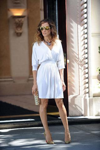 La mejor noticia de 2010: Sarah Jessica Parker diseñadora, ¿será Carrie Bradshaw su musa?