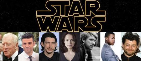 'Star Wars: Episodio VII': conoce a los nuevos actores de la saga