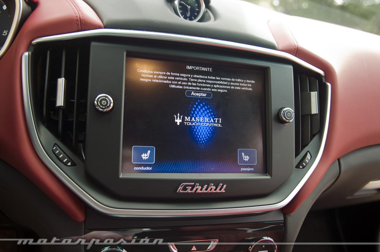 Foto de Maserati Ghibli Diésel (prueba) (41/42)