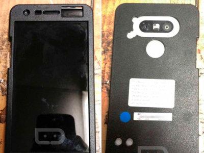 Nuevas imágenes filtradas revelan más detalles del LG G5