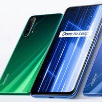 Un equilibrado smartphone 5G como el Realme X50 sólo cuesta 240 euros en AliExpress si usas el cupón ALIXMAS20