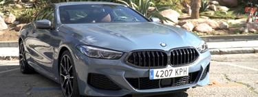 """Probamos el nuevo BMW Serie 8 2019, el """"gadgetocoche"""" de más de 100.000 euros"""