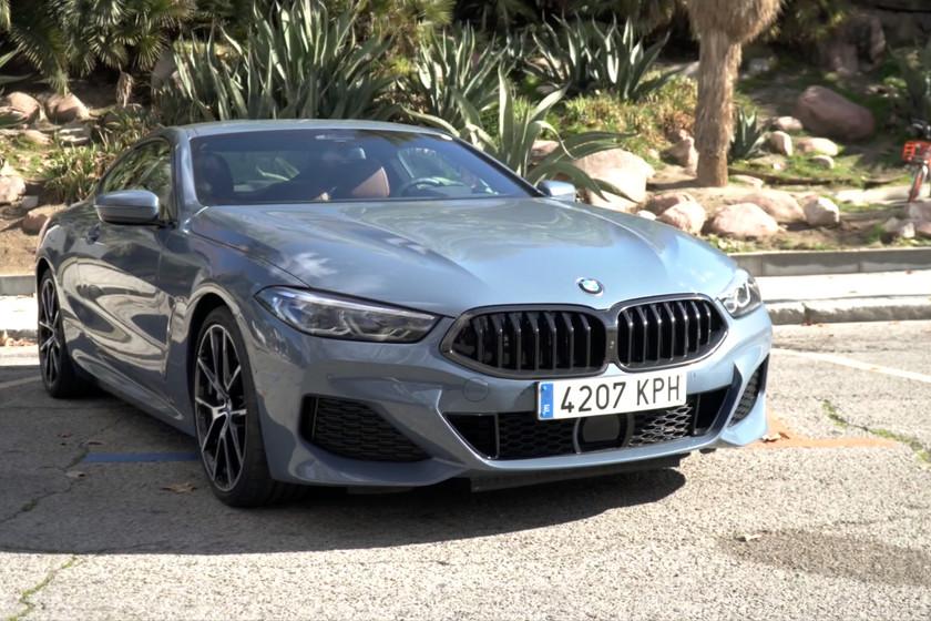 QnA VBage Probamos el nuevo BMW Serie 8 2019, el