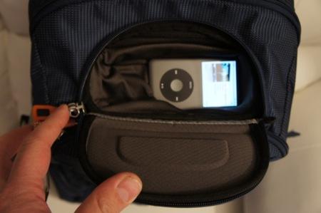 El iPod Classic perfectamente protegido