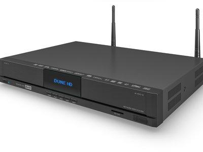 Dune HD Duo 4K es el reproductor multimedia 4K más completo de la marca, pero también el más caro