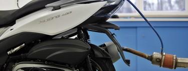 Así son los ensayos de homologación que pasan las motos en el INTA