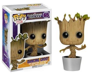 Se va a poner a la venta a Dancing Groot el simpático bebé árbol que baila en Guardianes de la Galaxia