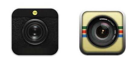 Aplicaciones para dispositivos móviles, Hipstamatic y Retro Camera, la fotografía desde otra perspectiva
