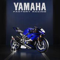 Igual no puedes correr en SSP, pero la Yamaha YZF-R6 Race Ready es una moto de su parrilla