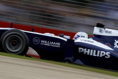 Williams F1 utilizará un KERS de baterías en 2011