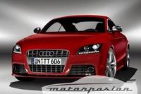 Exclusiva: ¡tenemos las imágenes del Audi TTS!