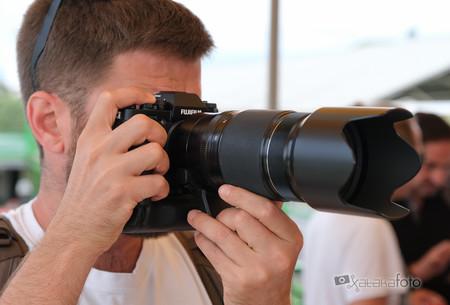 Fujifilm X T3 Toma Contacto