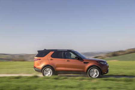 Land Rover Discovery 2017: prueba contacto