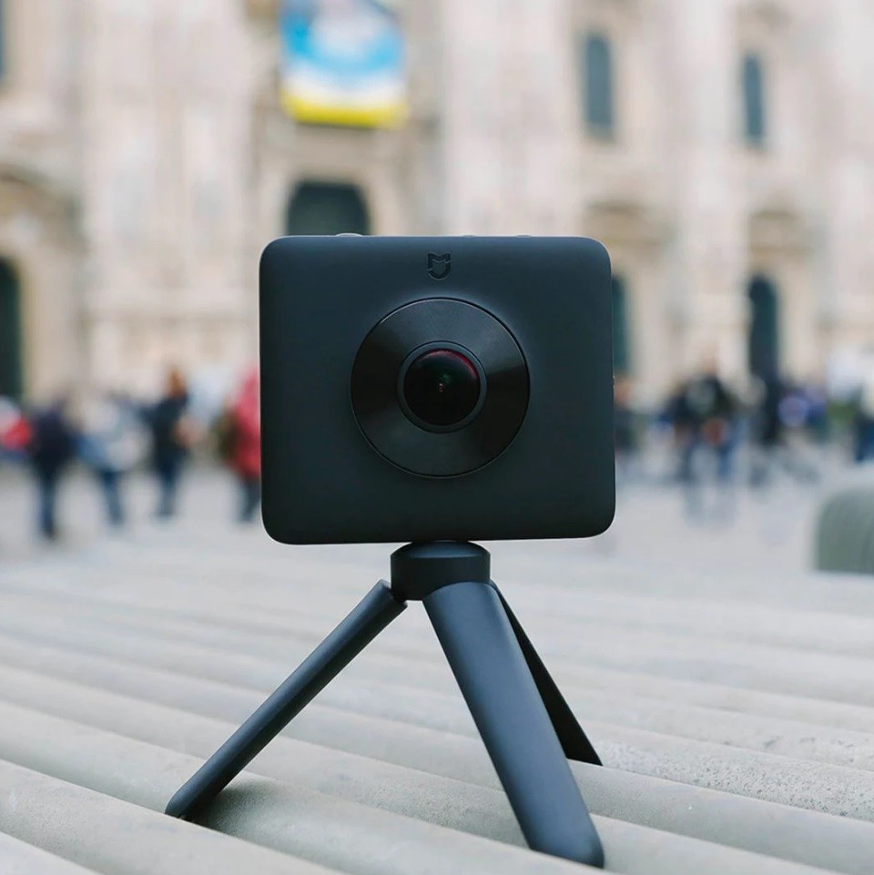 Xiaomi Mijia 360 Panoramic Camera Kit News3